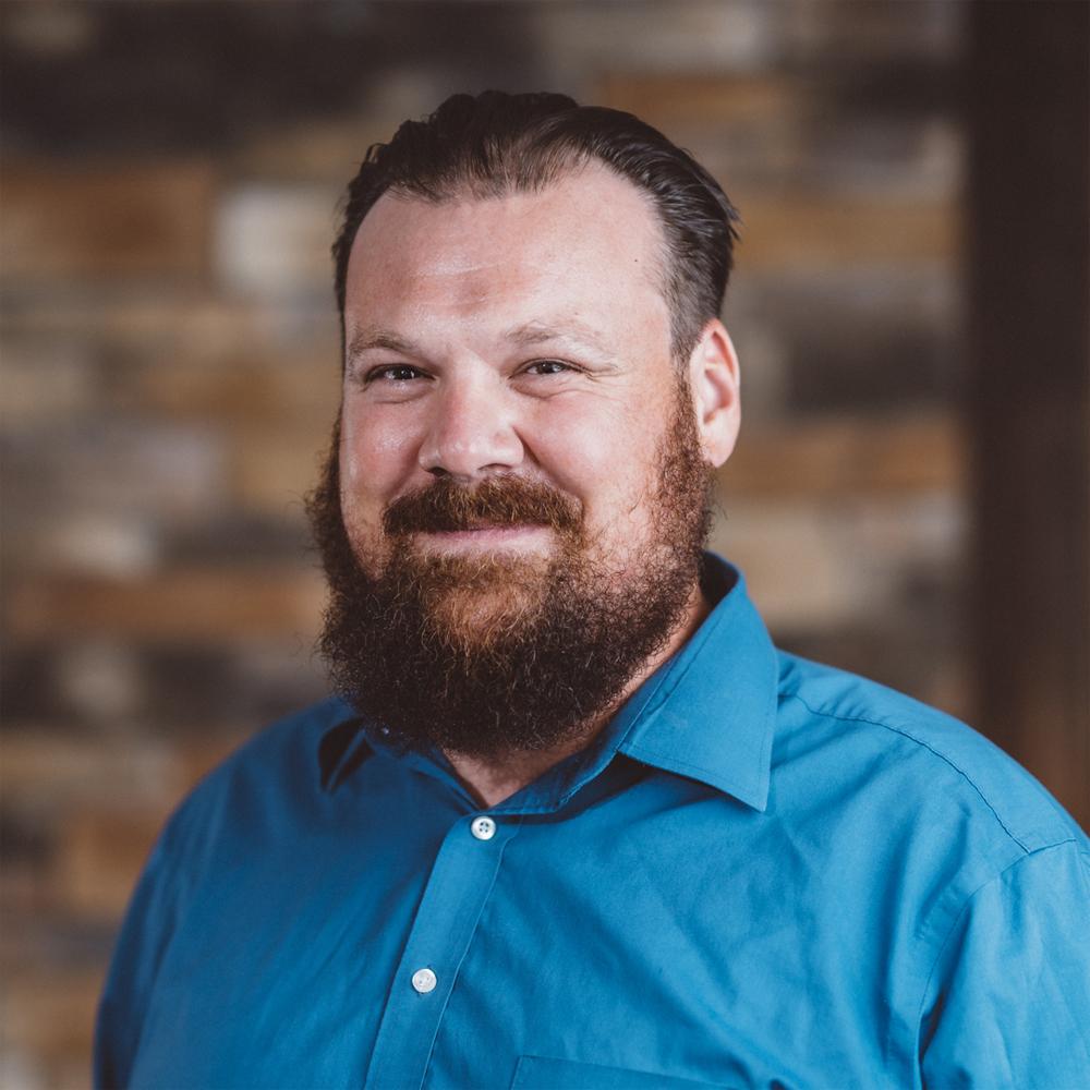 West Ridge Church Associate Pastor for Youth, Young Adults, & Discipleship Bryan Burns