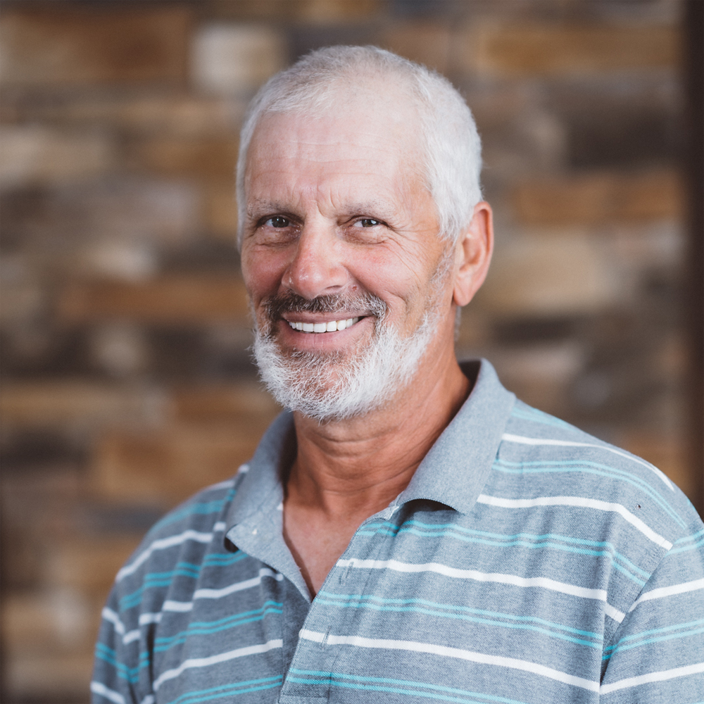 West Ridge Church Facilities Director Roger Griffith